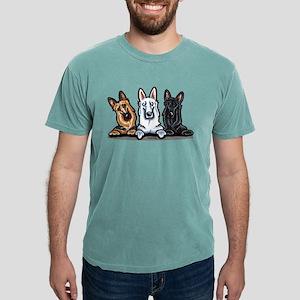 German Shepherd Trio T-Shirt