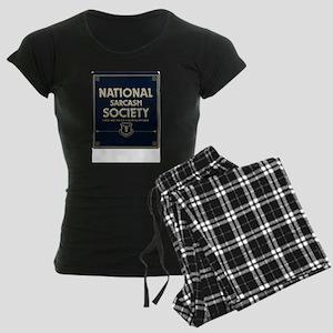Sarcasm Society Pajamas
