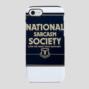 Sarcasm Society iPhone 8/7 Tough Case