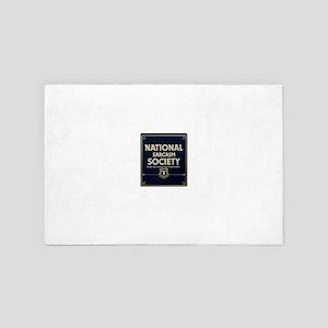 Sarcasm Society 4' x 6' Rug