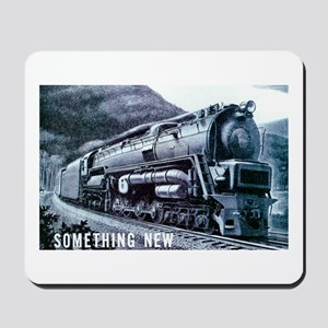 Baldwin Steam Locomotive mousepad