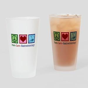 Gastroenterology Drinking Glass
