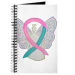 Breast & Ovarian Cancers Awareness Ribbon Journal