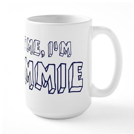 Trust Me I Am Brummie Large Mug