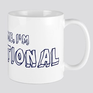Trust Me I Am CAR national Mug