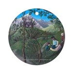 Ornament - Hidden Jesus in Nature w/ Children