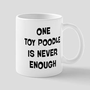 One Toy Poodle Mug