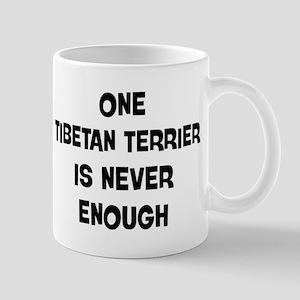 One Tibetan Terrier Mug