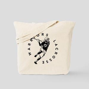 Warriors Boy Tote Bag