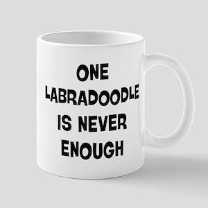 One Labradoodle Mug
