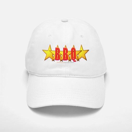 5 Star BBQ Baseball Baseball Cap