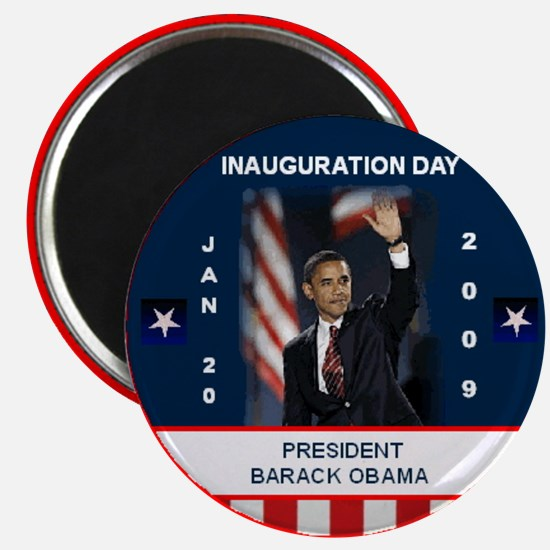 Unique Inauguration party Magnet