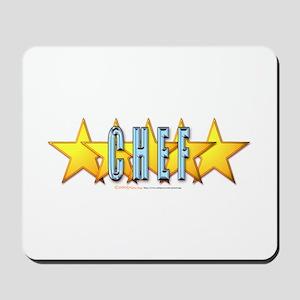 5 Star Chef Mousepad