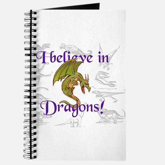 I Believe in Dinosaurs Journal