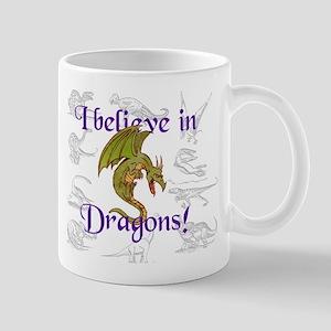 I Believe in Dinosaurs Mug