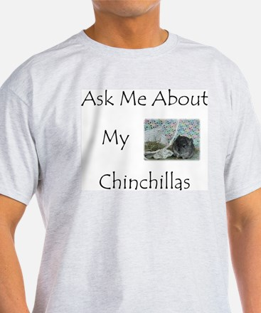 Ask me about my chinchillas