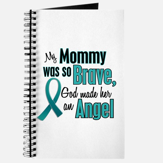 Angel 1 TEAL (Mommy) Journal