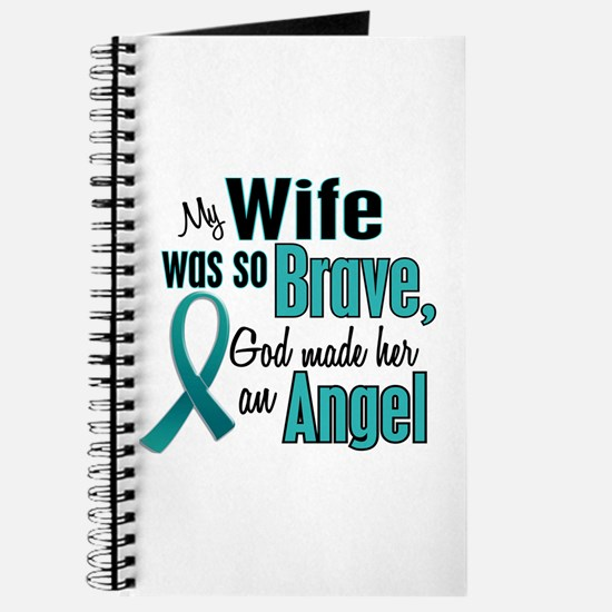 Angel 1 TEAL (Wife) Journal