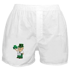 Manny the Irish Mason Boxer Shorts