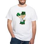Manny sure gets around White T-Shirt