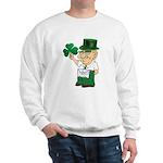 Manny sure gets around Sweatshirt
