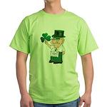 Manny sure gets around Green T-Shirt