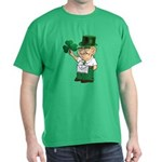 Manny sure gets around Dark T-Shirt