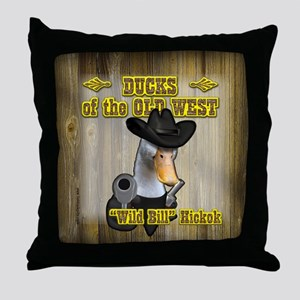 Ducks... Throw Pillow