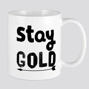 Stay Gold Mugs