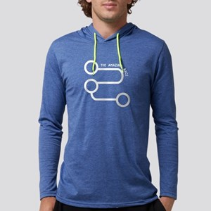 The Amazing Race Long Sleeve T-Shirt