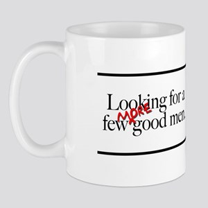 More Good Men Mug