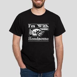 Handsome Left Dark T-Shirt