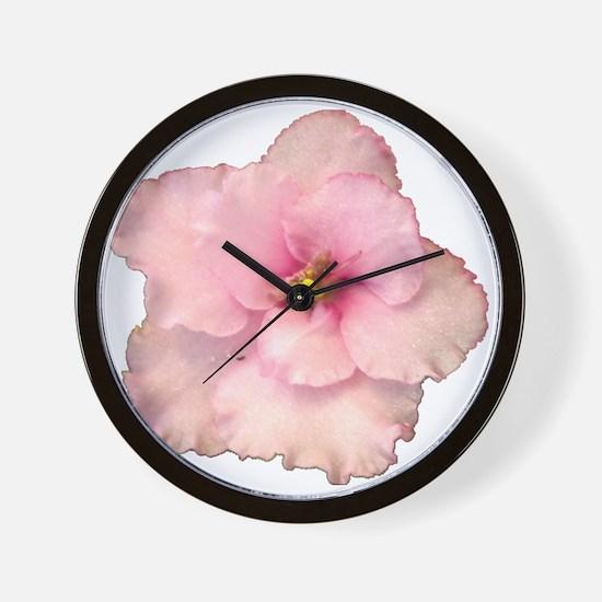 Allegro Lyric (pink) Wall Clock