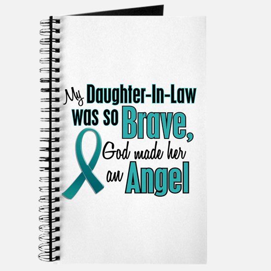 Angel 1 TEAL (Daughter-In-Law) Journal