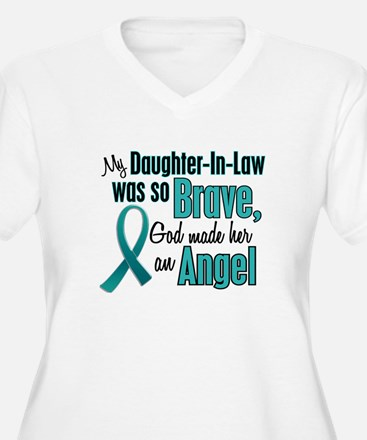 Angel 1 TEAL (Daughter-In-Law) T-Shirt