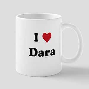 I love Dara Mug