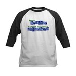 better than Kids Baseball Jersey