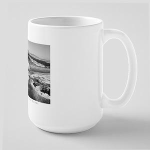 Northern California Coast Cliff House Mug