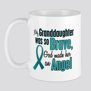 Angel 1 TEAL (Granddaughter) Mug