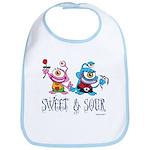 """""""Sweet & Sour"""" - Bib"""