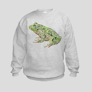 Filligree Frog Sweatshirt