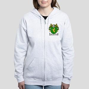 Duffy Coat of Arms Women's Zip Hoodie