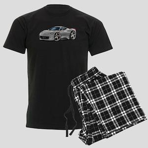 458 Italia Silver car Pajamas