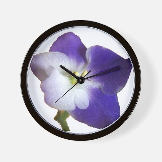 Park Avenue Blue Wall Clock