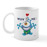 """""""WUV ME!"""" - Mug"""