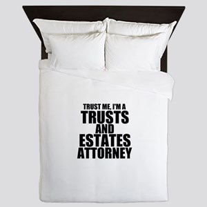 Trust Me, I'm A Trusts And Estates Attorney Qu