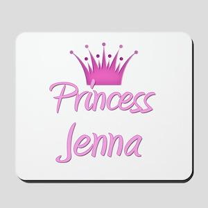 Princess Jenna Mousepad