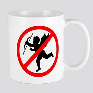 No cupids allowed /2 Mug