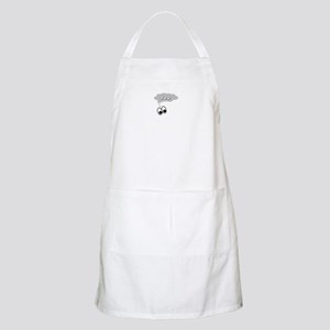 Ghost Eyes Boo BBQ Apron
