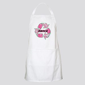 Recycle Dance BBQ Apron
